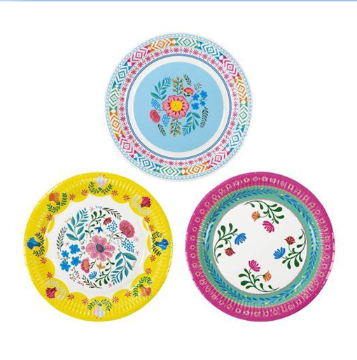 Photo of Plates – Using Your Tableware As Party Favors
