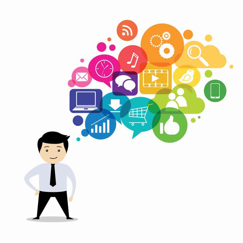 Decisive Advertising on Social Media