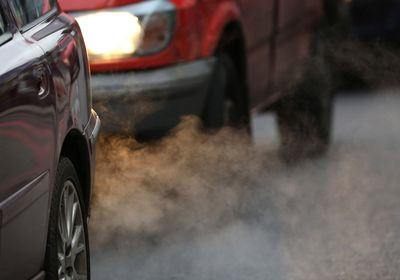 Car pollutions