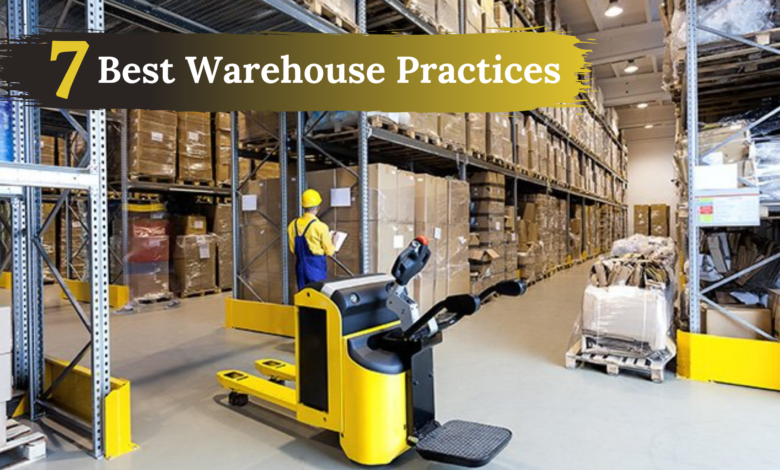 Best Warehouse Practices