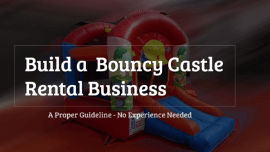 Photo of How to Build a Bouncy Castle Rental Business