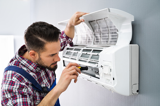 HVAC Maintenance, Air duct cleaning