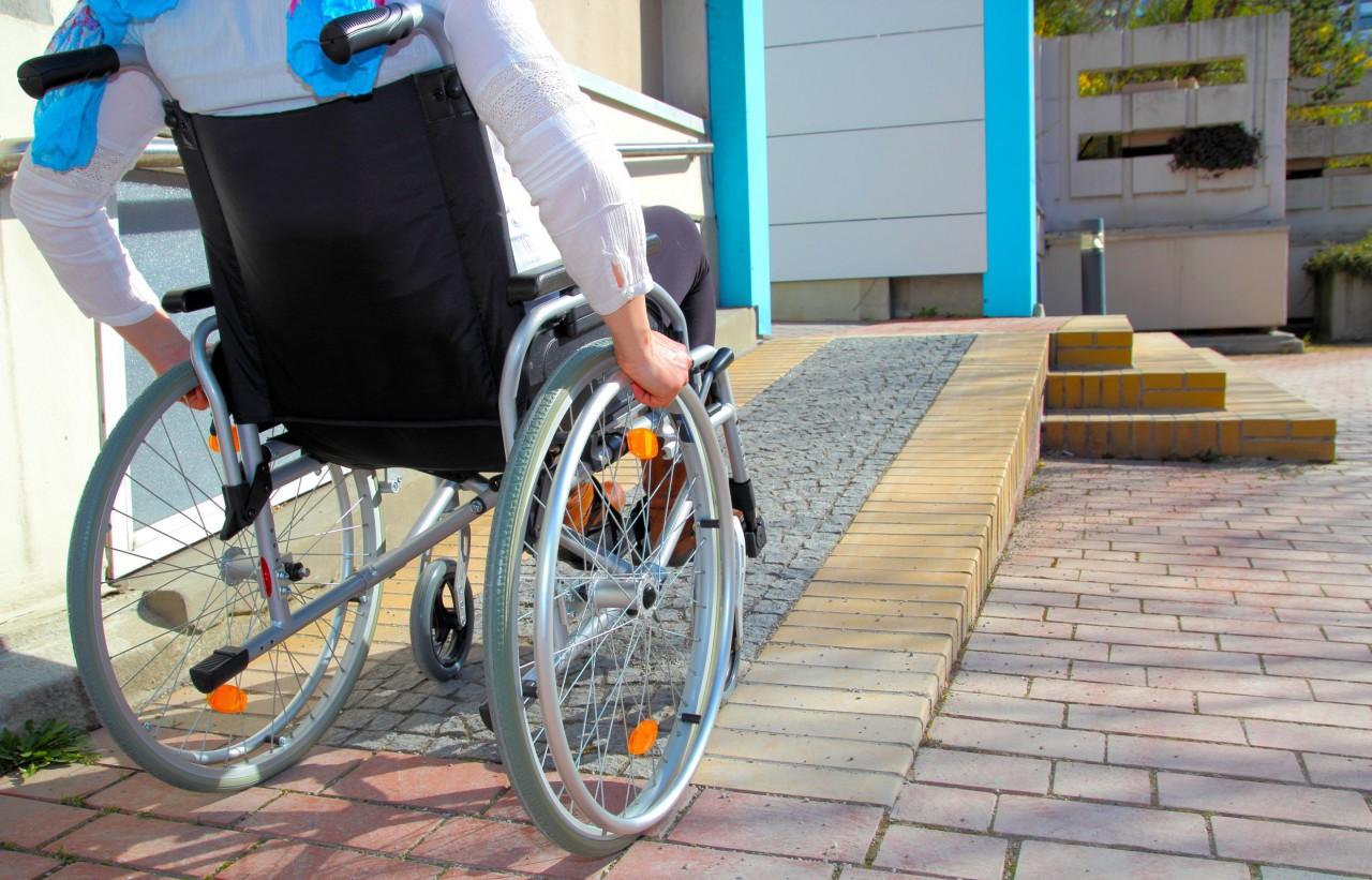 wheelchair poncho