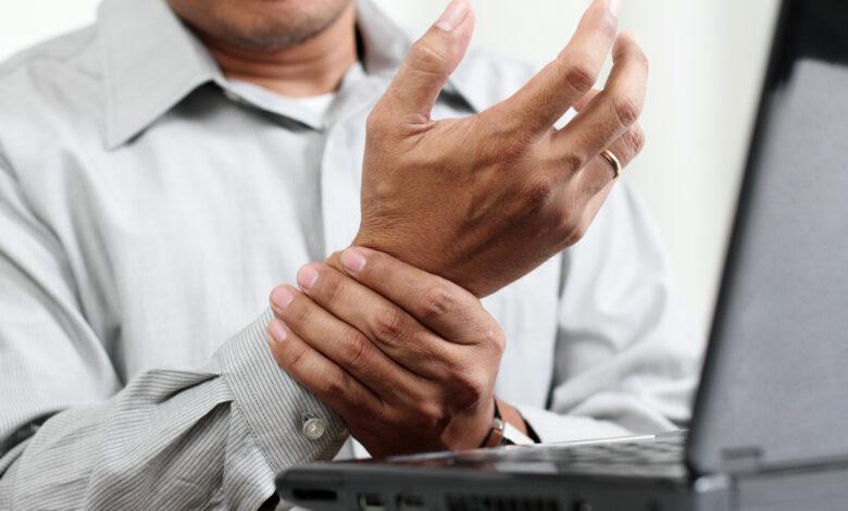 arthritis pain relied