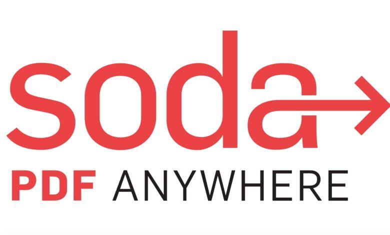 soda pdf editor