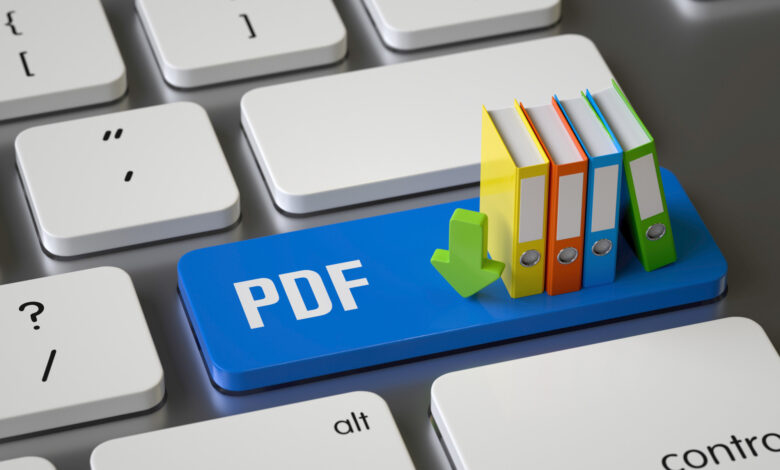 reading PDF