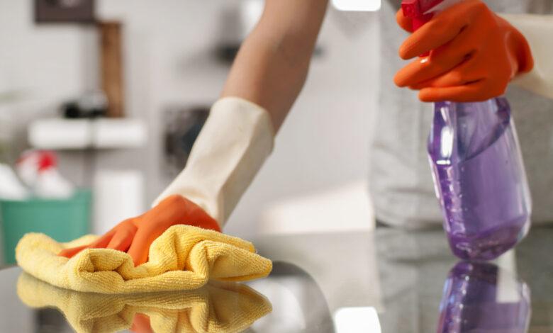 weekly maid service