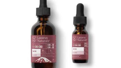 Photo of Benefits Of Using CBG Tincture Over Natural Medicine Methods
