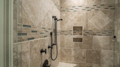 Photo of 7 Unique Ideas For Modern Showers